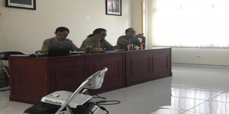 Persiapan Musrenbang Kelurahan dan Kecamatan Wirobrajan Tahun 2019
