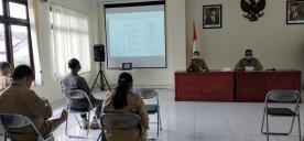 Rapat Koordinasi Kecamatan Wirobrajan 28 September 2020