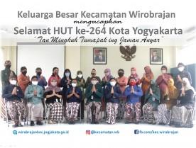 HUT ke-264 Kota Yogyakarta