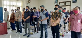 Roadshow dan Sosialisasi Forum Kewaspadaan Dini Masyarakat Kota Yogyakarta