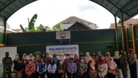 Kelurahan Wirobrajan Kecamatan Wirobrajan Launching Dapur Balita