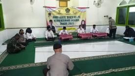 Hari Amal Bakti di Masjid Al-Barokah War-Rohmah