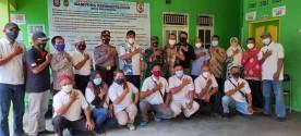 Deklarasi Kampung Panca Tertib Kampung Patangpuluhan