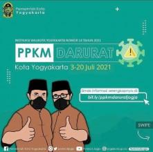 PPKM Darurat (03-20 Juli 2021)