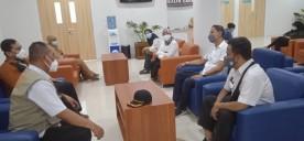 Koordinasi  Vaksinasi Lanjutan Bersama Direktur RS AMC Muhammadiyah Yogyakarta