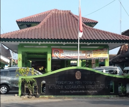 Kantor Kecamatan Wirobrajan