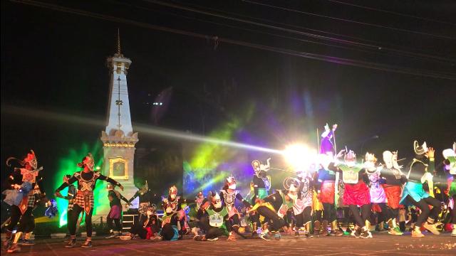 Wayang Jogja Night  Carnival