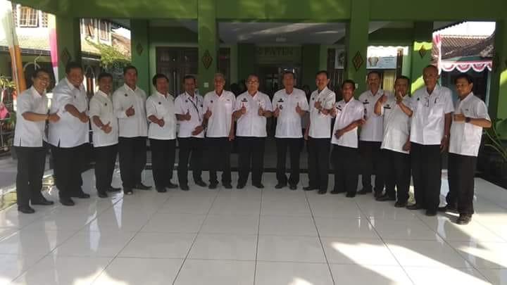 Personil Kantor Kecamatan Wirobrajan
